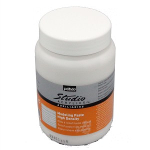 Pebeo Studio Modeling Paste High Density 250ml