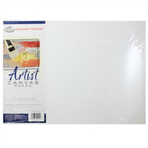 "Royal Essentials Artist Canvas Board 12"" x 16"""