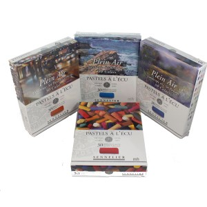 Sennnelier Soft pastels Sets of 30 assorted colour