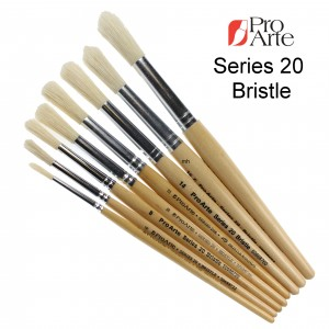 Pro Arte Series 20 Powder Colour Round