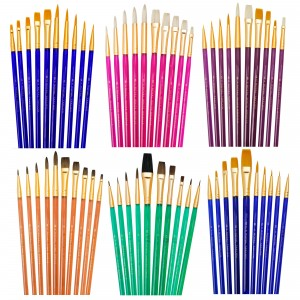 Royal & Lancickel SVP artists brushes
