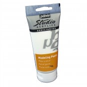 Pebeo Studio Acrylic Auxiliaries Modeling Relief Paste Relief 100ml