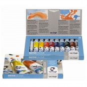 Royal Talens Van Gogh Water paint colour Set Cardboard 20C110 tube