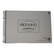 RKB Fat Pad A3 Fabriano classico 5 Hot Press 300gsm Watercolour Pad