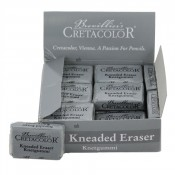 Brevillier's Cretacolor  Kneaded Eraser putty rubber (grey)