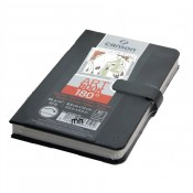 "Canson 3.5"" x 5.5"" 180 Sketchbooks 96gsm 80 sheets"