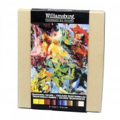 Williamsburg oil traditional colours 8x11ml tubes and 1x37ml tube