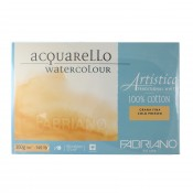 Fabriano Artistico Acquarello Traditional White 100% Cotton Cold Pressed 300gsm
