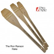 Pro Arte Ron Ranson Hake Brushes - Single Brush