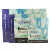 Bockingford Cold Pressed Watercolour paper pads Glued 300gsm (140lb)