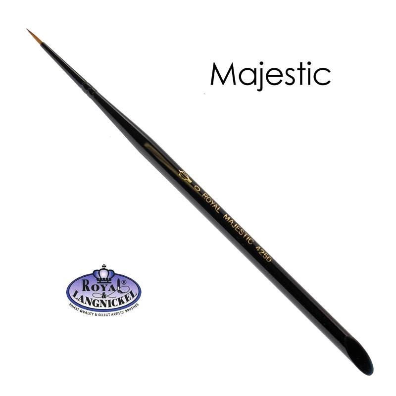 Royal & Langnickel Majestic, Artists' Quality Paint Brushes - Single Brush