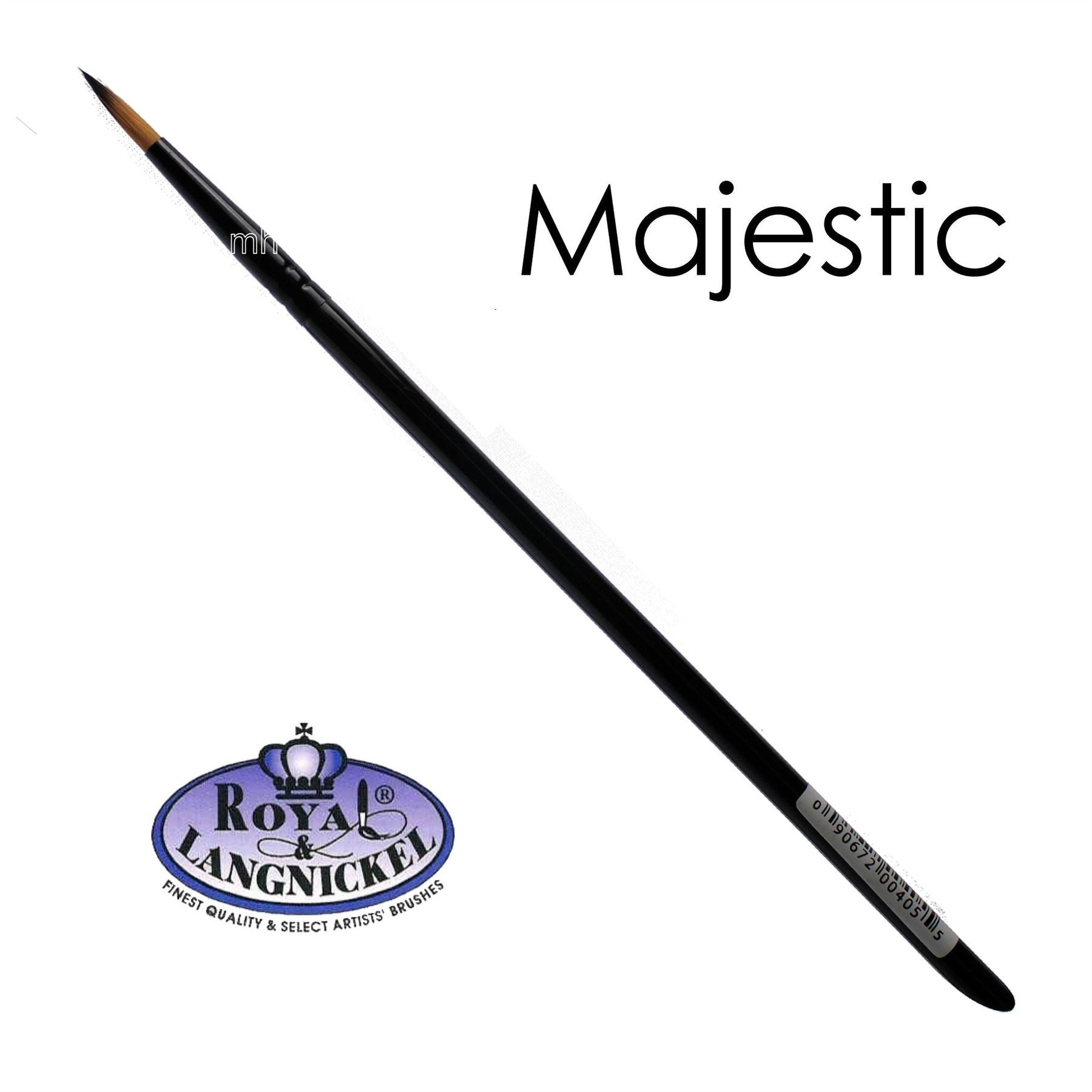 Royal & Langnickel Majestic Single Brush artists quality paint brushes