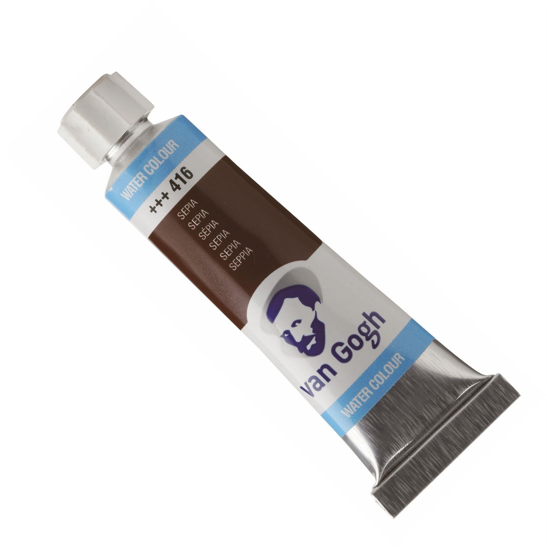 Royal Talens Van Gogh Watercolour Paint Tubes - 10ml Tubes