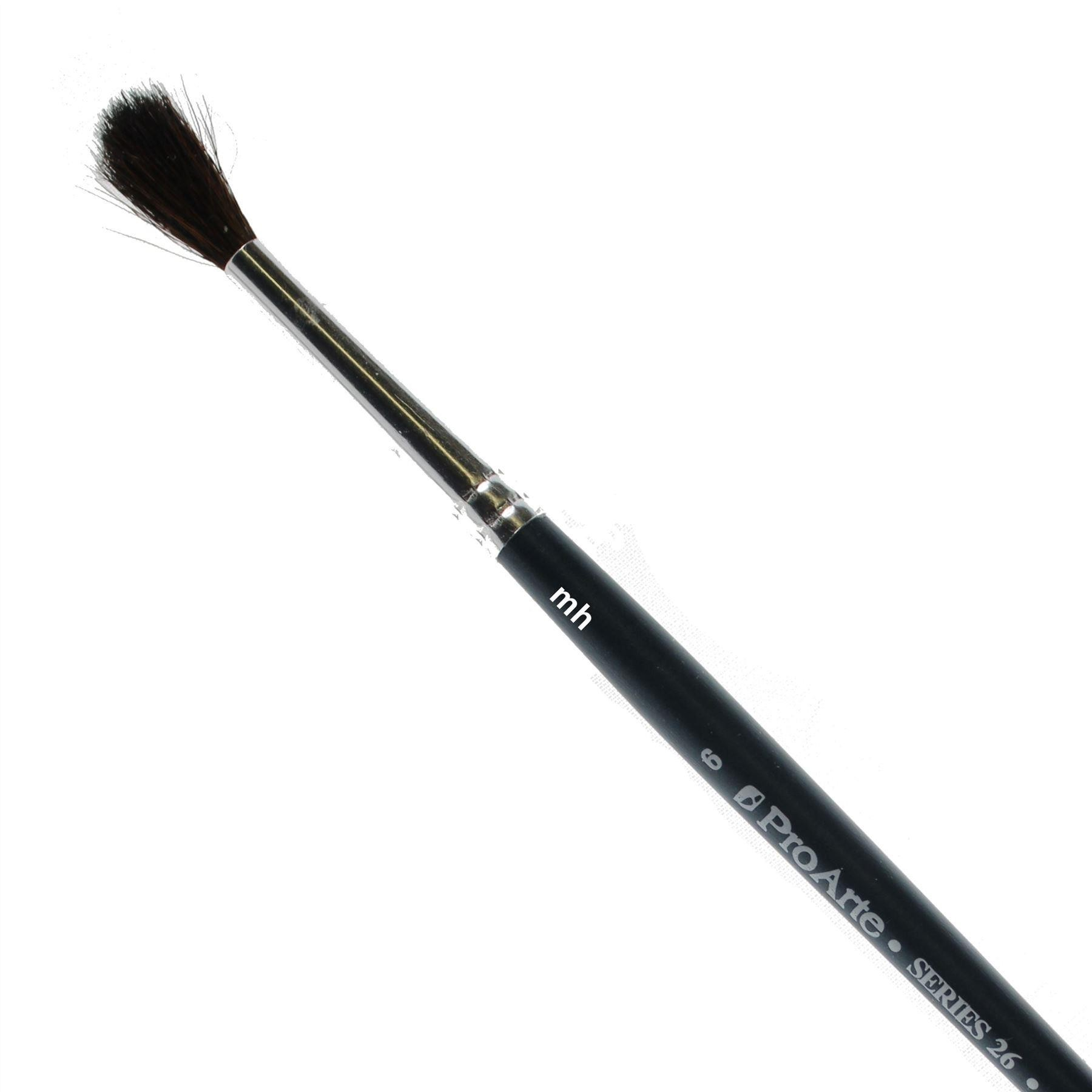 Pro Arte Series 26, Finest Quality Pony Mixture Brush