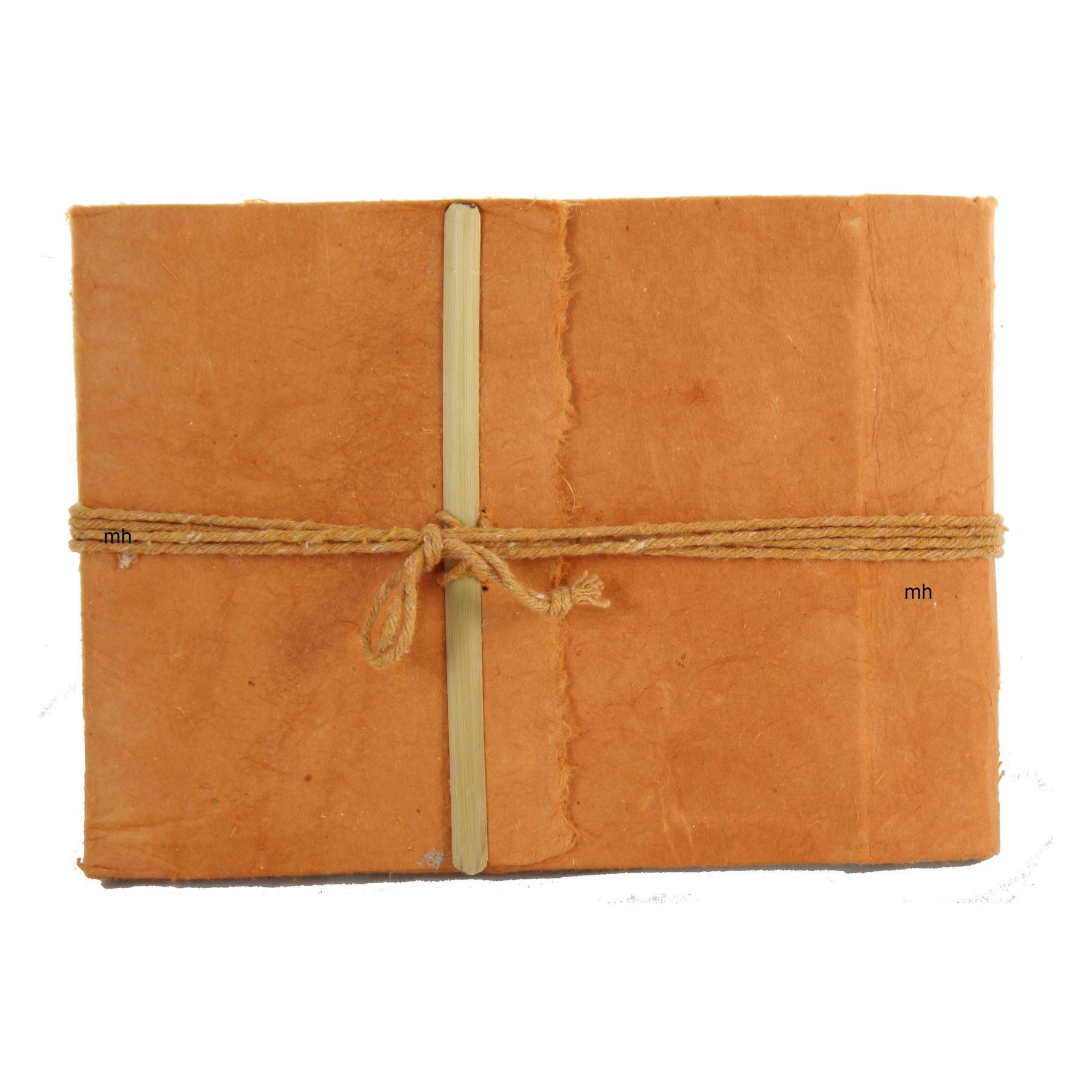 Hand Made in Nepal Note book