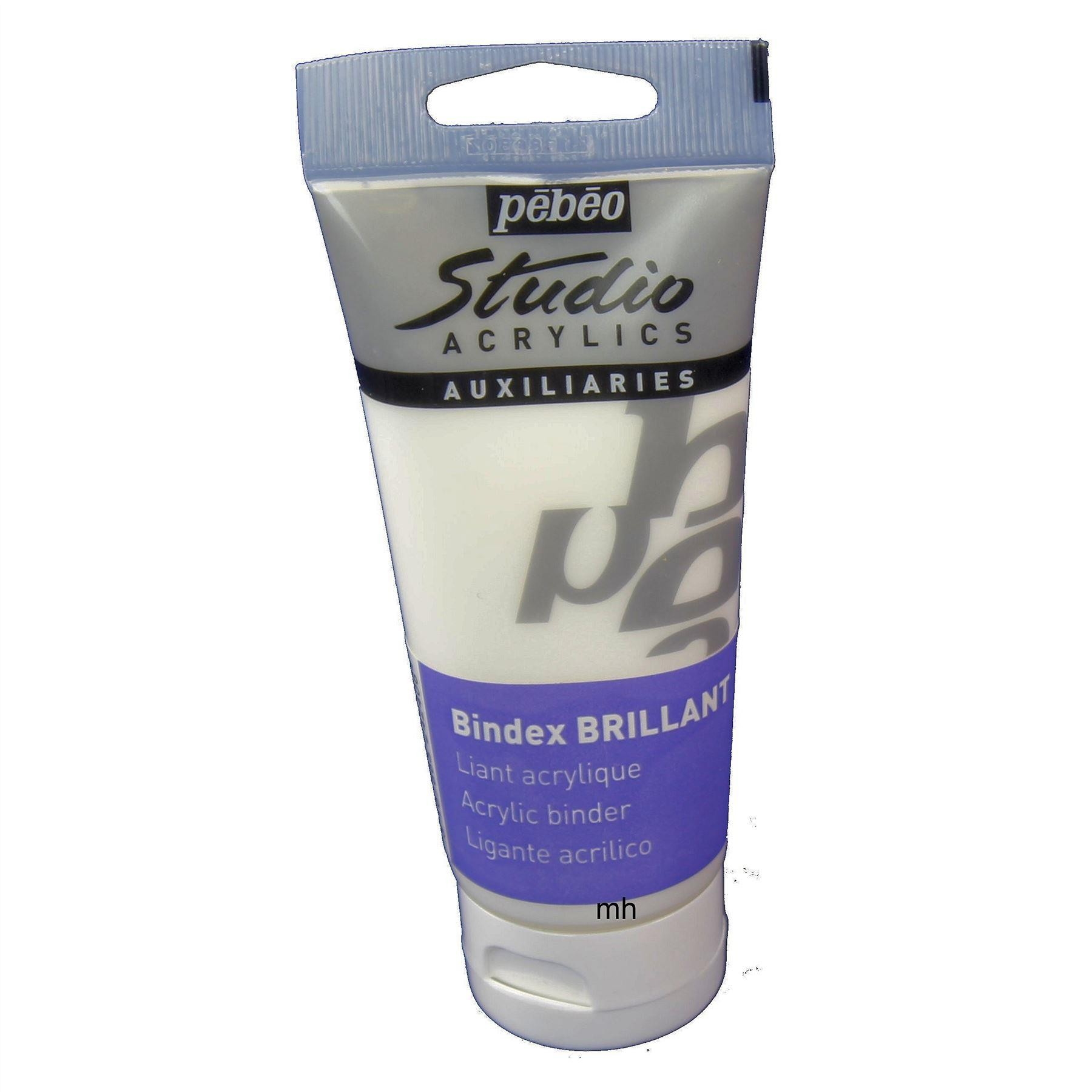 Pebeo Acrlic Binder Bindex Brillant