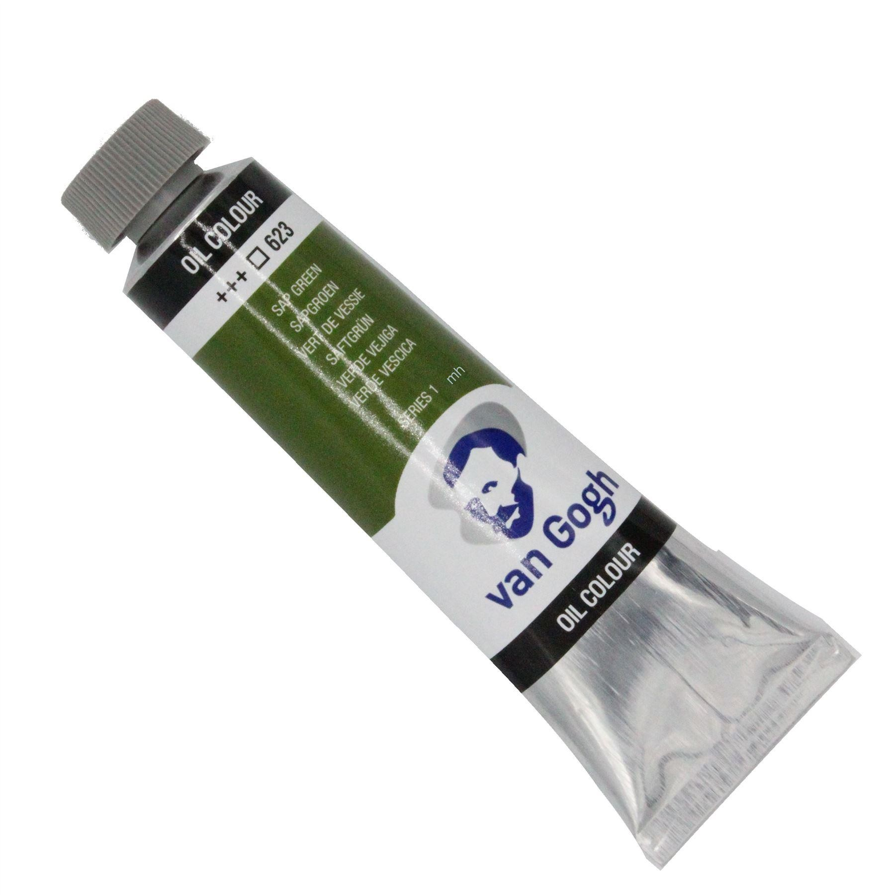 Royal Talens Van Gogh Studio Oil Colour Paint - Single 40ml Tubes, 3 for 2 Offer Available