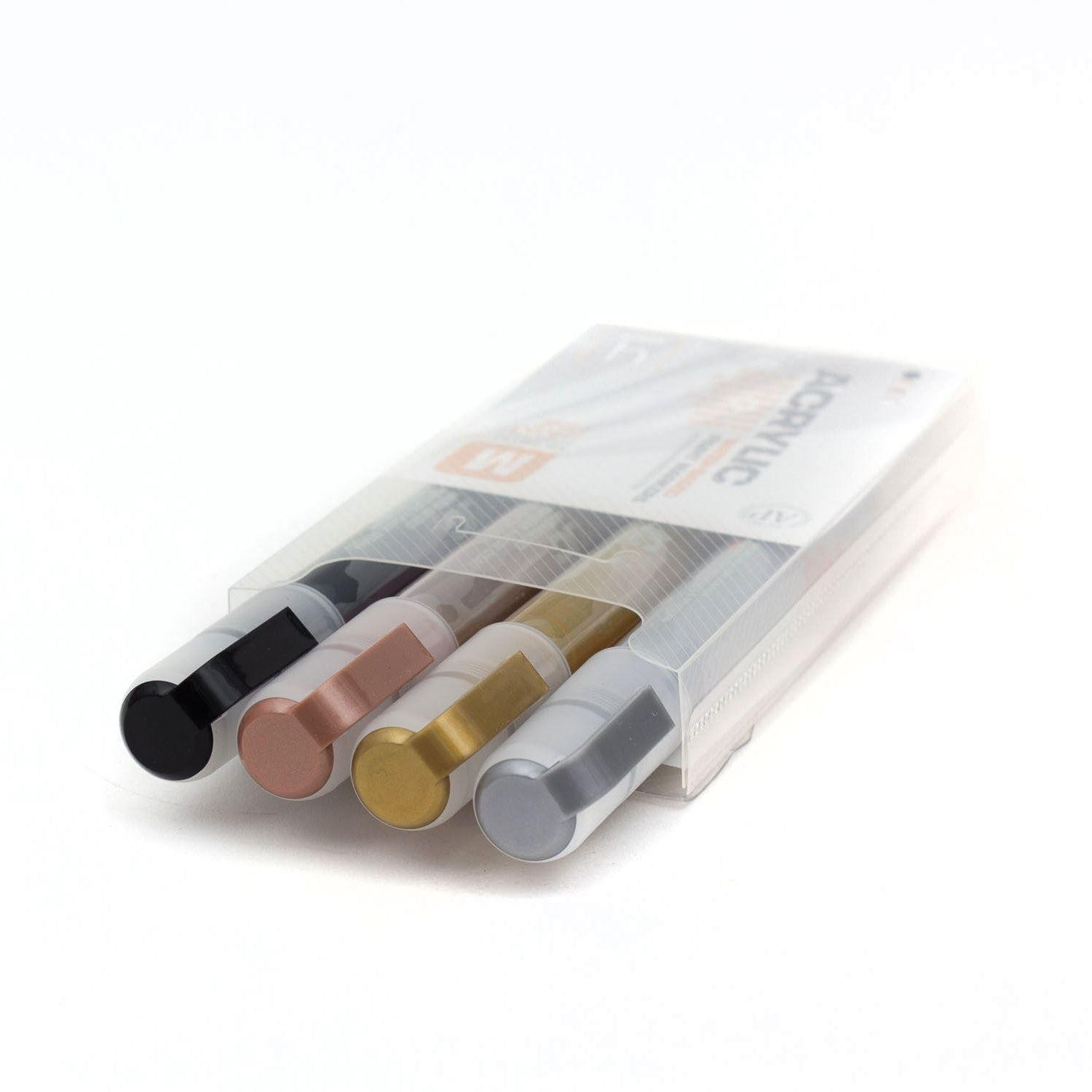 Montana acrylic paint marker pen sets
