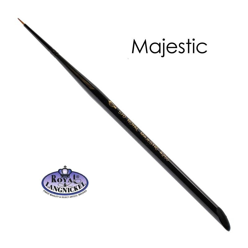 Royal Majestic Paint Brushes